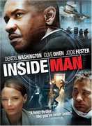 Inside Man , Denzel Washington