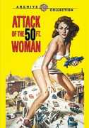 Attack of the 50-Foot Woman , Allison Hayes