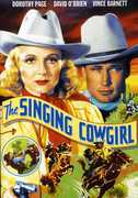 """The Singing Cowgirl , Dave """"Tex"""" O'Brien"""