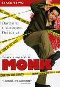 Monk: Season Two , Christopher Wiehl