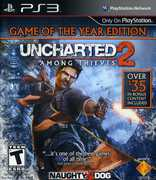 Uncharted 2: Among Thieves: GOTY for PlayStation 3