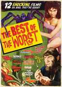 The Best of the Worst: 12 Shocking Films So Bad, They're Good! , Tor Johnson