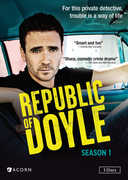 Republic of Doyle: Season 1 , Allan Hawco
