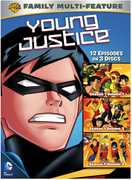 Young Justice: Season 1 Volumes 1, 2 & 3