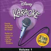 Disney Karaoke, Vol. 1 , Various Artists