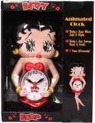 Betty Boop 3-D Motion Clock