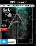 Harry Potter & The Deathly Hallows - Part 2 [Import]