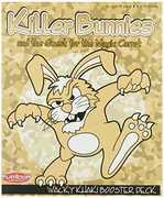Killer Bunnies: Quest for theMagic Carrot - WackyKhaki Booster Deck