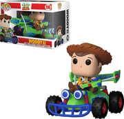 FUNKO POP! RIDES: Toy Story - Woody w/ RC