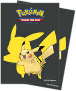 Pokemon Pikachu 2019 65ct Deck Protector Sleeves