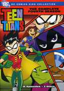 Teen Titans: The Complete Fourth Season , Greg Cipes