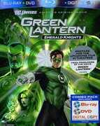 Green Lantern: Emerald Knights , Nathan Fillion