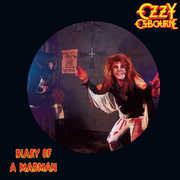 Diary Of A Madman [Picture Disc] [Remastered] , Ozzy Osbourne
