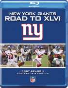 The New York Giants: Road to XLVI