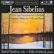 Works For Cello & Piano (complete) , Torleif Thed en