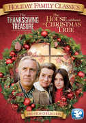 The Thanksgiving Treasure /  The House Without a Christmas Tree , Jason Robards Jr.
