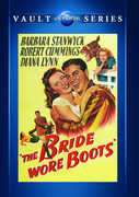 The Bride Wore Boots , Barbara Stanwyck