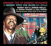 Drinkin TNT N Smokin Dynamite /  Messin with Blues [Import]