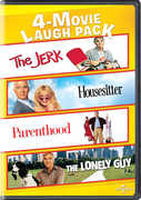 4-movie Laugh Pack: Jerk /  Housesitter /  Parenthood /  The Lonely Guy