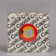 """Bags Unlimited SPP712R 7"""" Poly Album Sleeve-100 CT"""