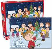 Peanuts A Charlie Brown Christmas 1,000pc Puzzle