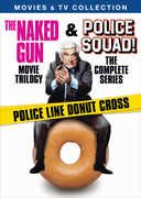 The Naked Gun Trilogy & Police Squad!: The Complete Series , Leslie Nielsen