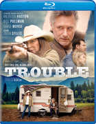Trouble , Anjelica Huston