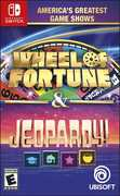 America's Greatest Gameshows - Wheel & Jeopardy for Nintendo Switch