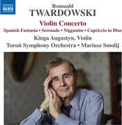 Violin Concerto /  Spanish Fantasia