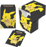 Pokemon Pikachu 2019 Deck Boxes W/  Dividers