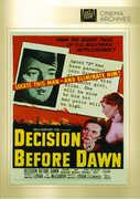 Decision Before Dawn , Richard Basehart