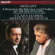Sonatas for Violin & Piano [Import] , Arthur Grumiaux