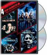 4 Film Favorites: Final Destination Collection , A.J. Cook