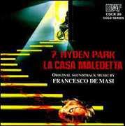 7 Hyden Park /  la Casa Maledet (Original Soundtrack) [Import]