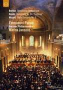 Europa Konzert 2001 at Istanbul , Mariss Jansons