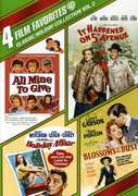 4 Film Favorites: Classic Holiday Collection: Volume 2 , Greer Garson