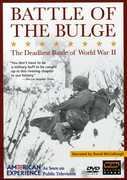 The Battle of the Bulge: WWII's Deadliest Battle (American Experience) , David McCullough