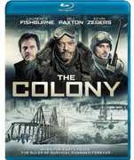 The Colony , Atticus Mitchell