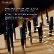 Piano Concertos Nos 20 & 27 , Ronald Brautigam