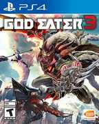 God Eater 3 for PlayStation 4