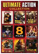 Ultimate Action Collection - 8 Films , M. Emmet Walsh