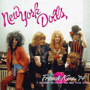 French Kiss 74 + Actress - Birth of New York Dolls , New York Dolls