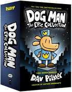 Dog Man, Vol 01-03 Boxed Set: The Epic Collection
