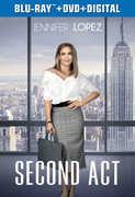 Second Act , Jennifer Lopez