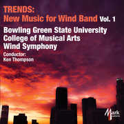 Trends New Music for Wind Band 1