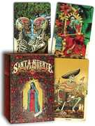Santa Muerte Tarot Deck: Book of the Dead