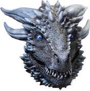 Game of Thrones White Walker Dragon Mask- Season 7