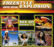 Freestyle Explosion 1-5 /  Various , Various Artists