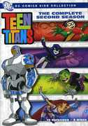 Teen Titans: The Complete Second Season , Greg Cipes