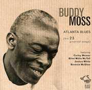 Atlanta Blues: His 23 Greatest Songs , Buddy Moss